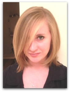 Hair growing out from a very short cut will have uneven ends and ...